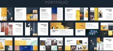 Simple PowerPoint templates with free downloads