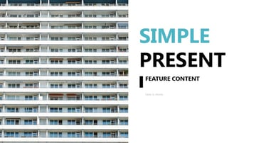 Simple PowerPoint Presentation template