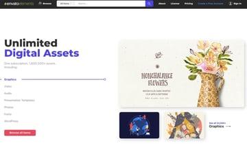 Envato Elements Presentation Design Ideas
