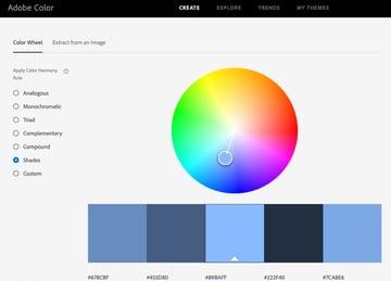 Adobe Color Tool