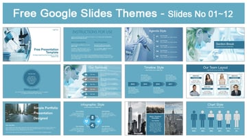 Research Google Slides PowerPoint