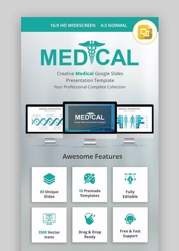 Medical Google Slides Themes