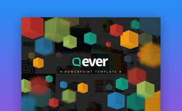 Ever PowerPoint template