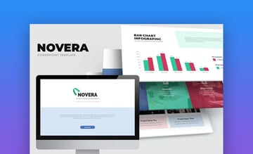 PowerPoint Brochure template for corporate