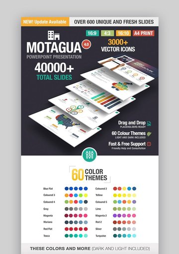 Motagua Multipurpose PowerPoint template