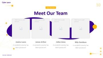 Team Starter slide