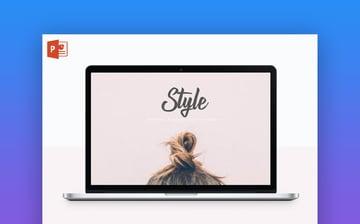 Style Multipurpose PowerPoint template