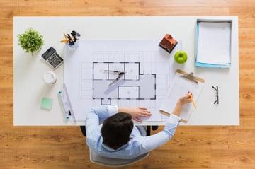 Blueprint for presentation