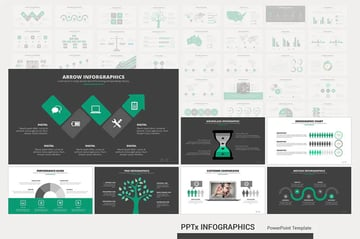 PowerPoint Infographics Template