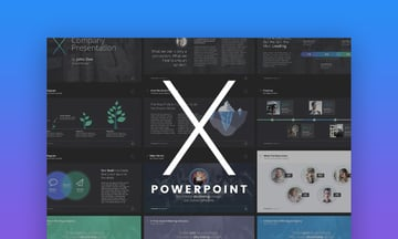 The X Note PowerPoint Presentations