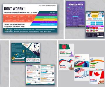 Free social media advertising PowerPoint presentation