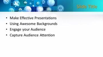 Free social media marketing proposal PowerPoint