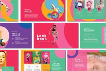 Lookbook fun slideshow ideas