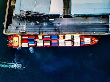 Container ship LCA