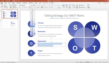 SWOT PPT Step 2