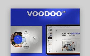 Voodoo custom PowerPoint