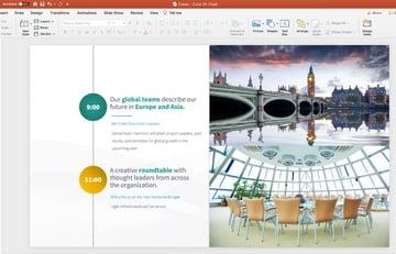 Step 4 PowerPoint agenda