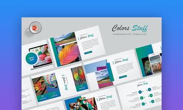 PowerPoint color schemes templates