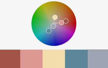 Colors wip free PowerPoint templates rainbow colors