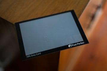 Grey card