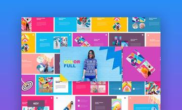 Keynote best presentation colors