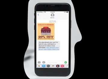 Mobiniti business texting app