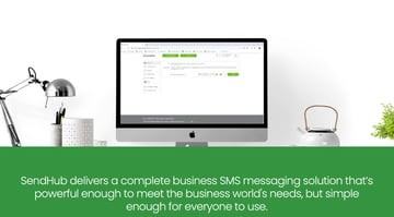 Sendhub business texting services