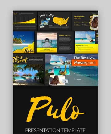 Pulo nice PPT templates