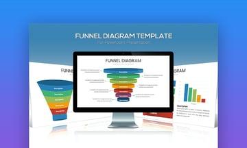 PowerPoint funnel diagram