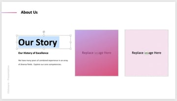 How to create a slide deck