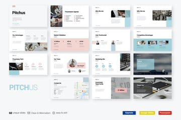 Data Google Slide deck