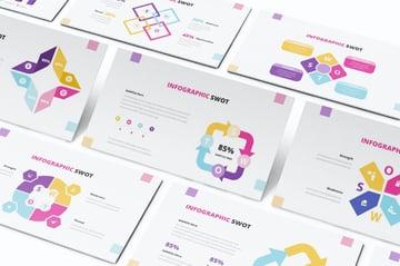 SWOT Google Slide deck templates
