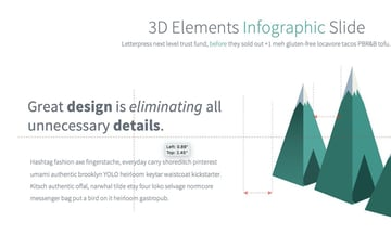 realign 3D PowerPoint