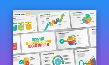 colorful Google infographic