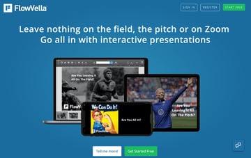 Flowvella creative presentation apps