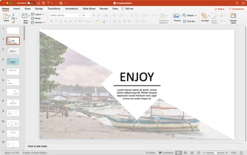 faded background image PPT