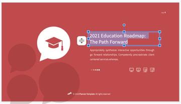 Google Slides themes education