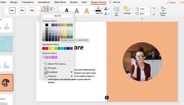 Change color PowerPoint tips