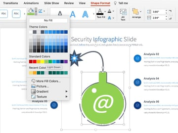 Cyber security PowerPoint presentation