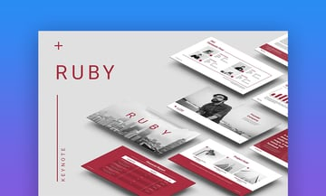Ruby Keynote presentation