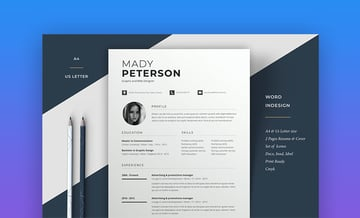 Resume how to make a template in Word
