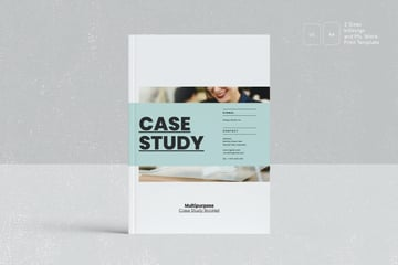 Case study contract sample template