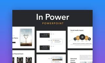 In Power Inspiring PowerPoint templates