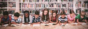 Literacy week kids image
