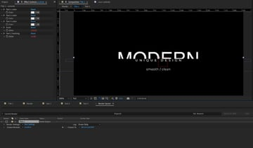 Render After Effects templates