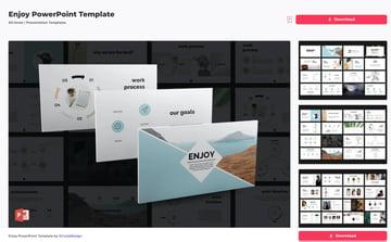 Ideas in PowerPoint template