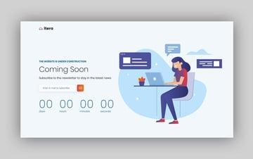 iTera - IT SEO Digital WordPress Theme