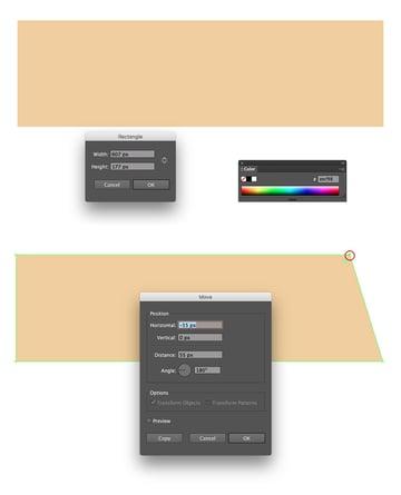 Building a rectangle