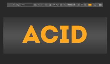 Acid Text
