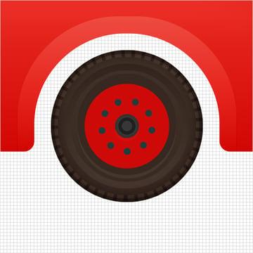 second wheel